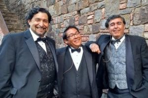 Pedro Rodelas Wine Country Tenors