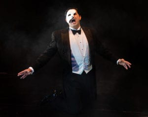 Pedro Rodelas - Phantom of the Opera